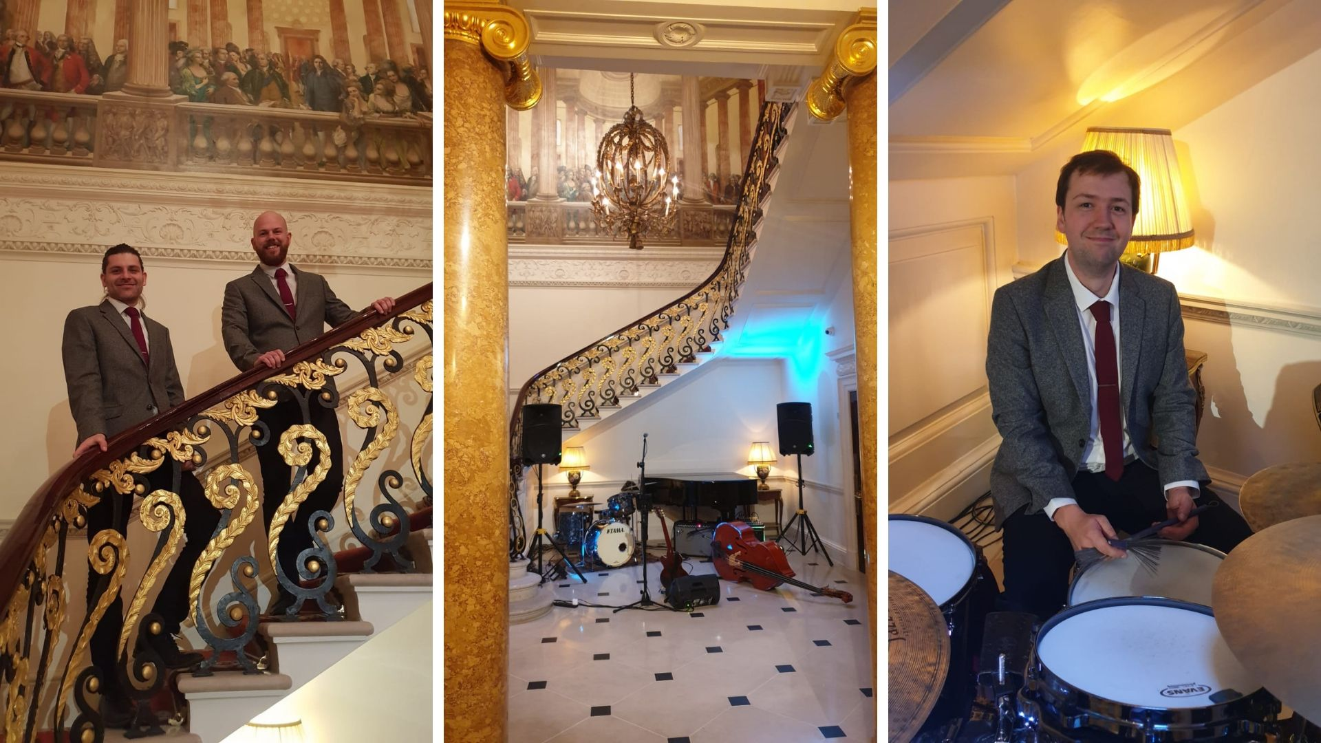 The Brogues Perform at The Ritz