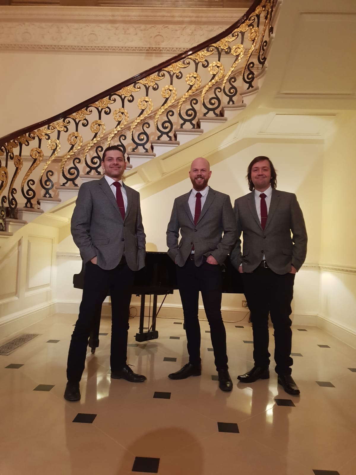 The Brogues Trio at The Ritz