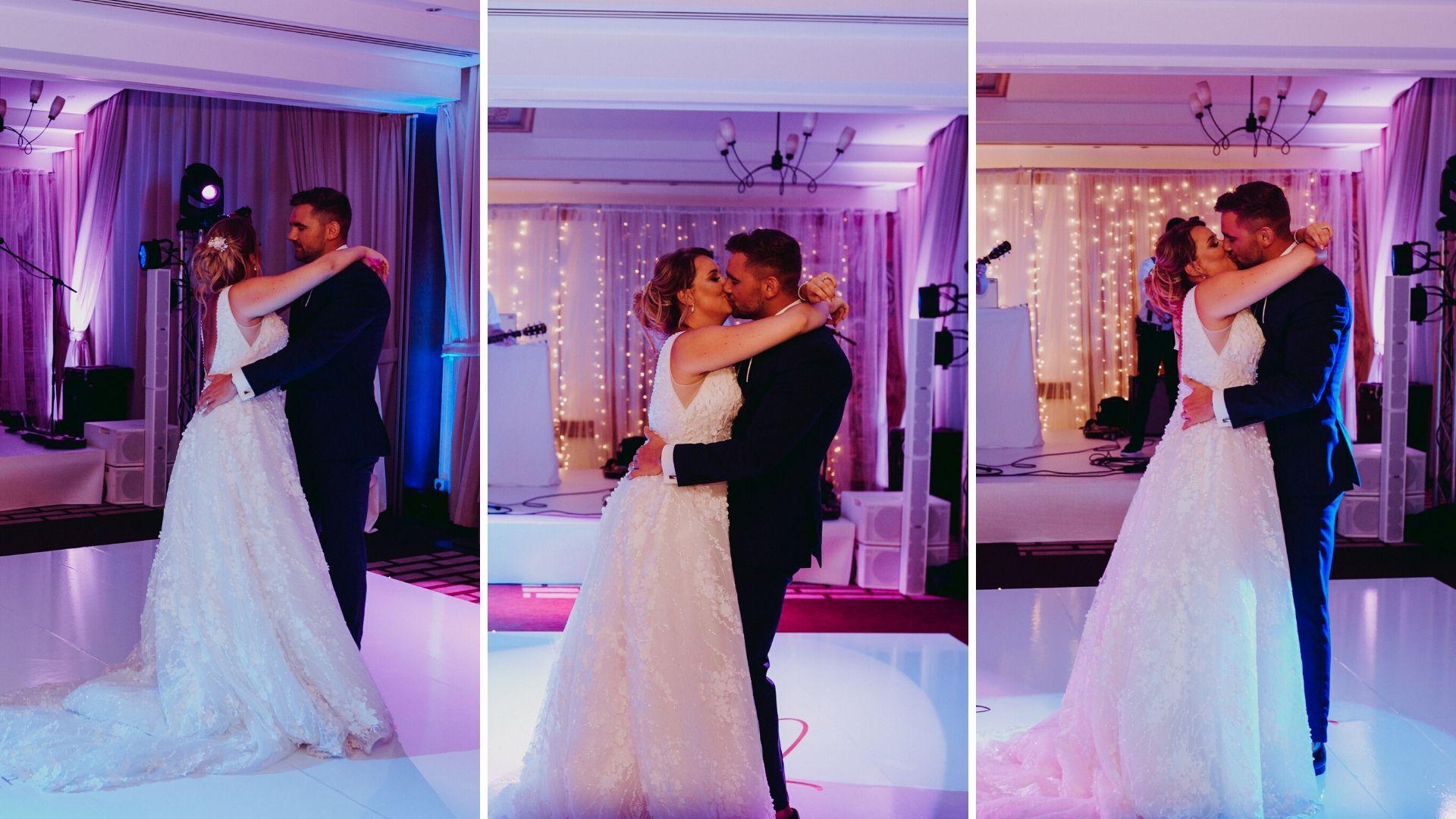 Abbi and Ryan's First Dance