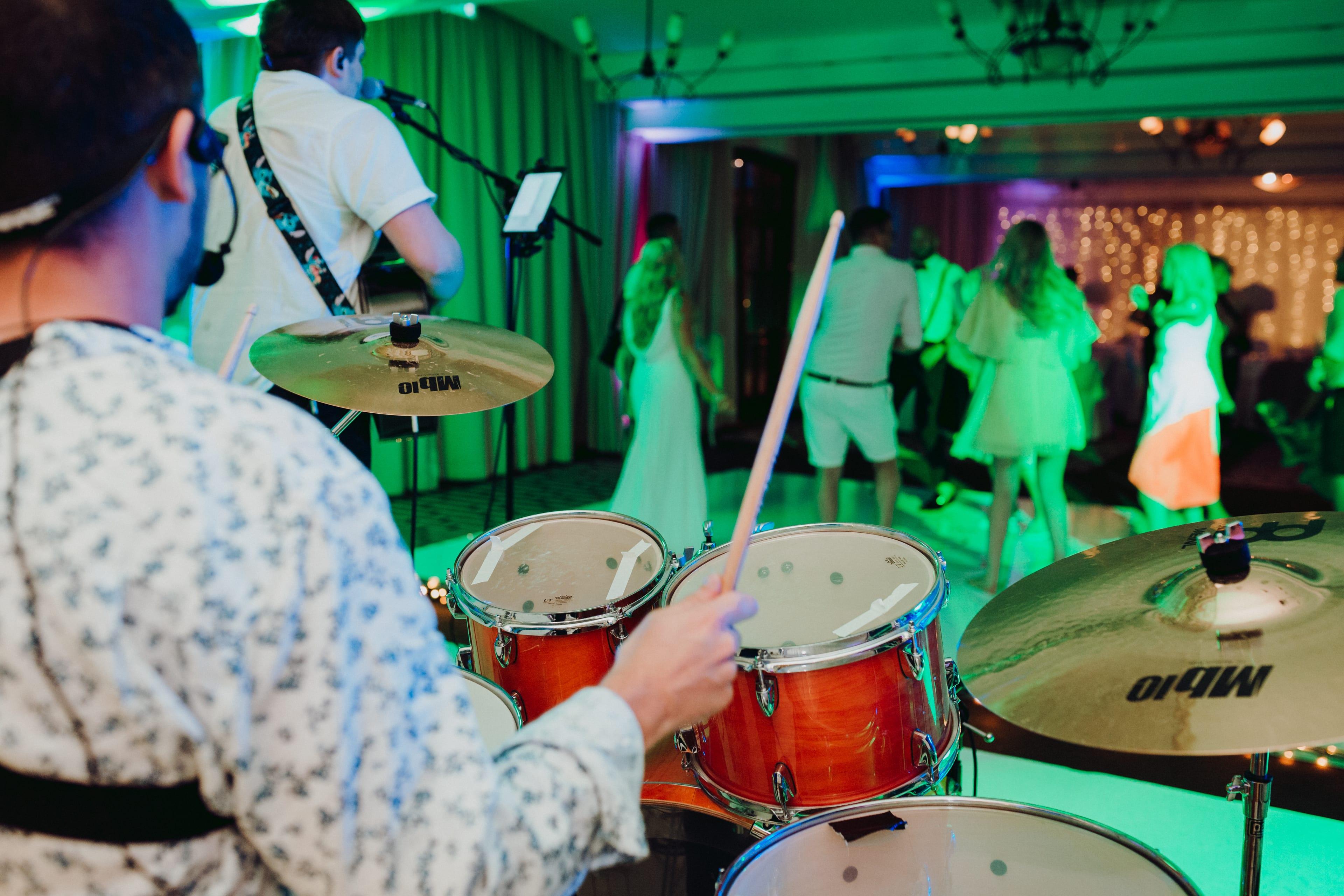 The Lightmen Drummer Mallorca Wedding