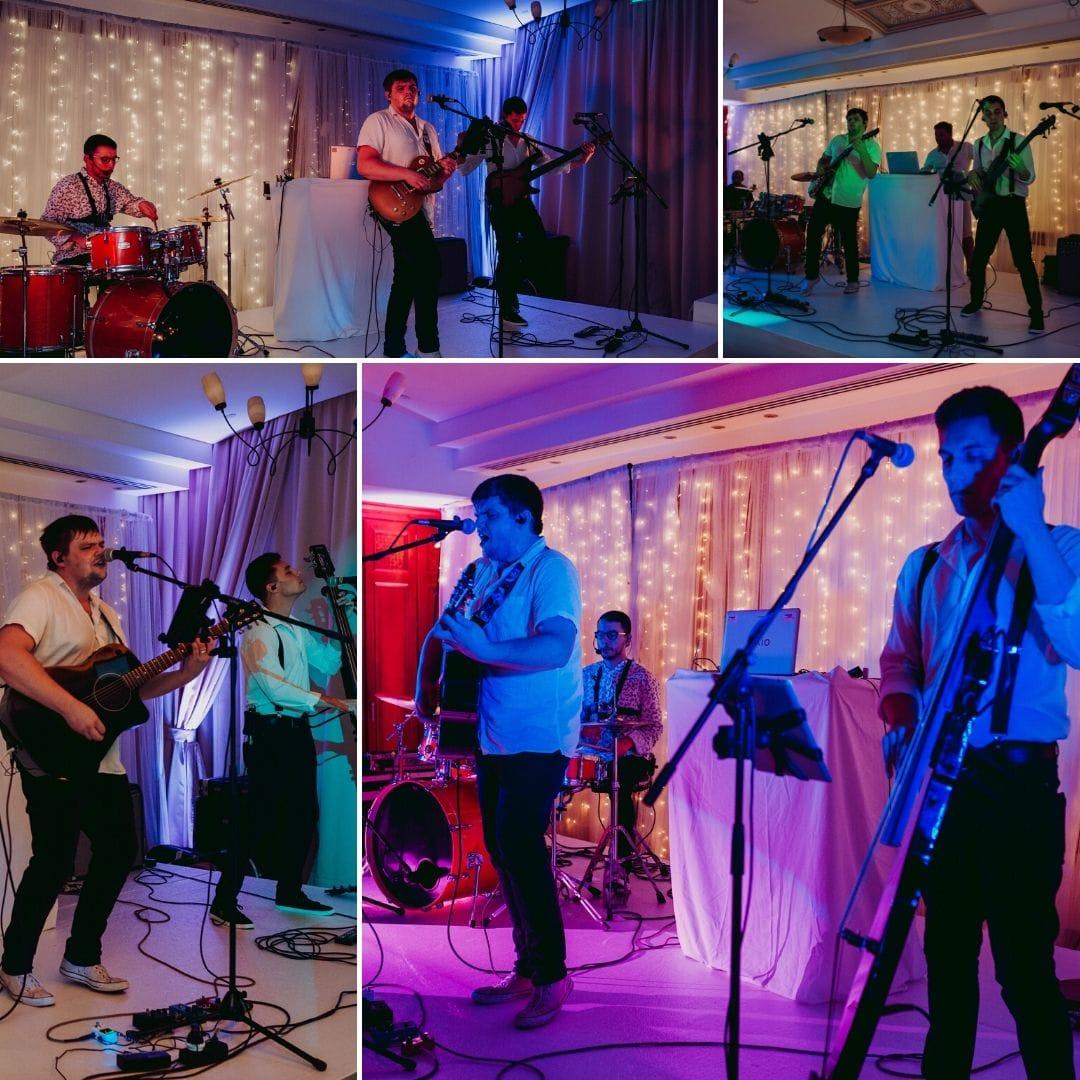 The Lightmen Folk Wedding Band Mallorca