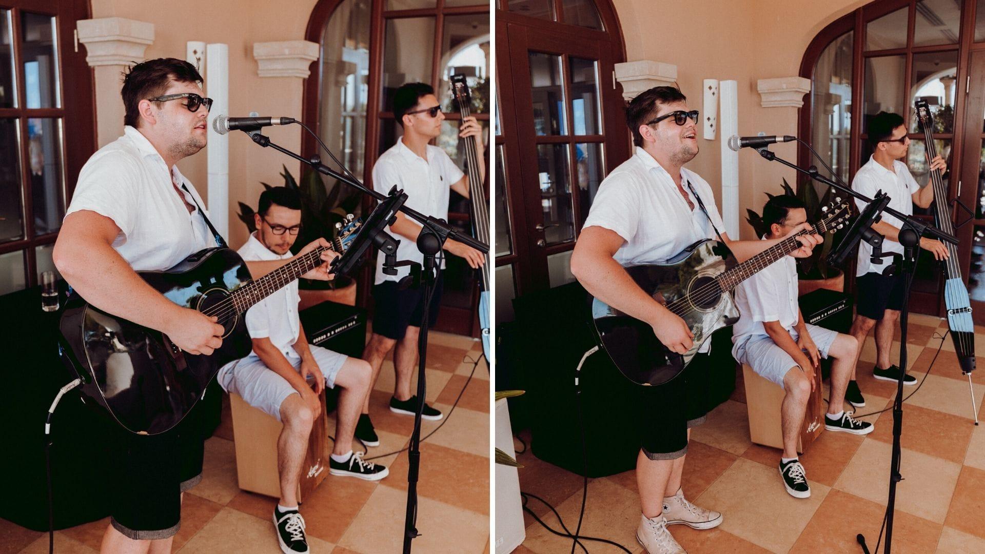 The Lightmen Live In Mallorca