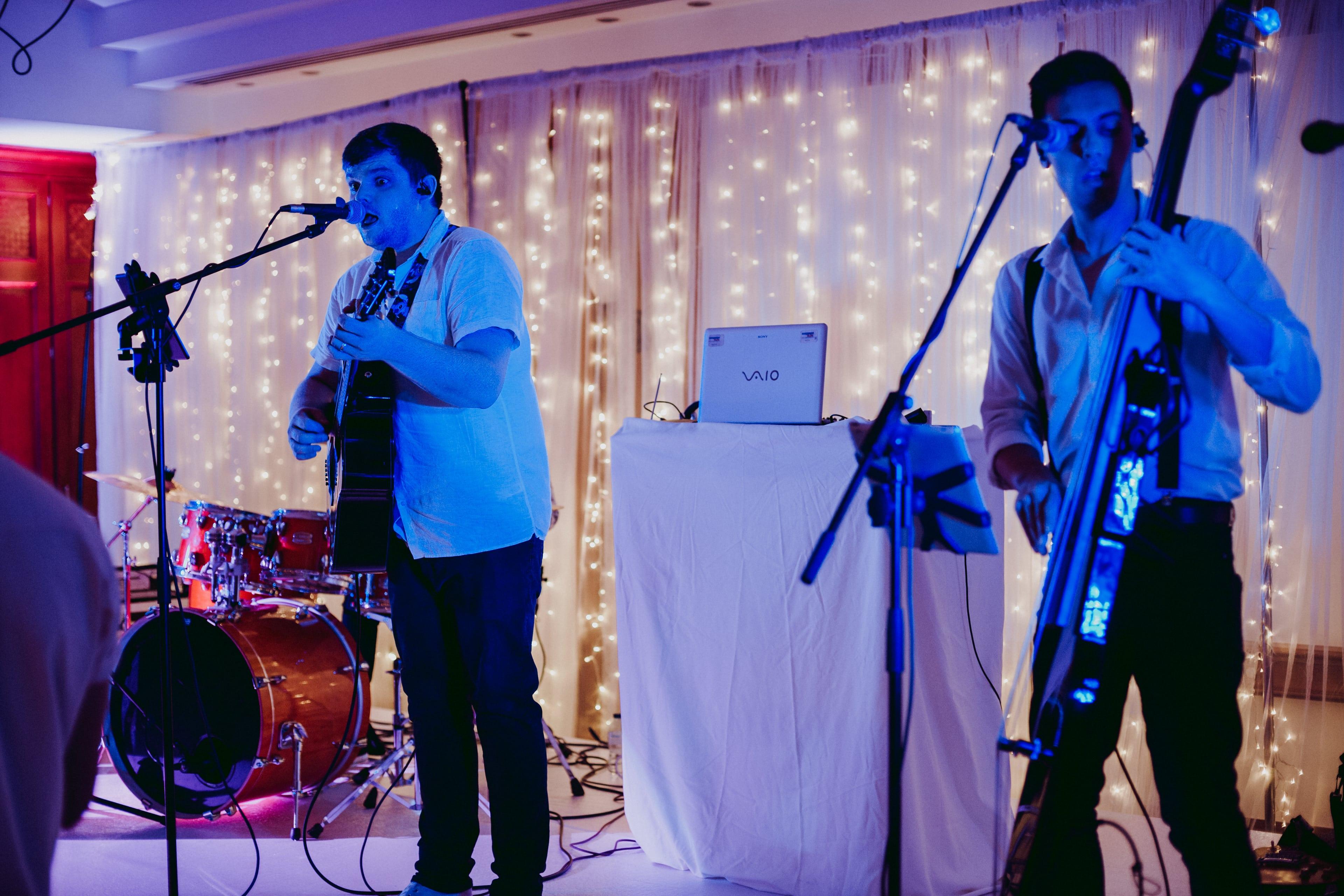 The Lightmen Live Wedding Reception Entertainment