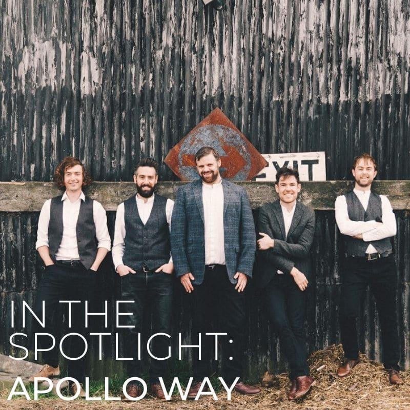 Apollo Way In The Spotlight