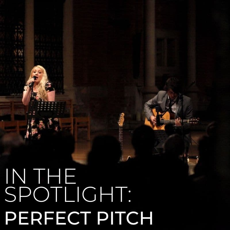 Perfect Pitch in the Spotlight