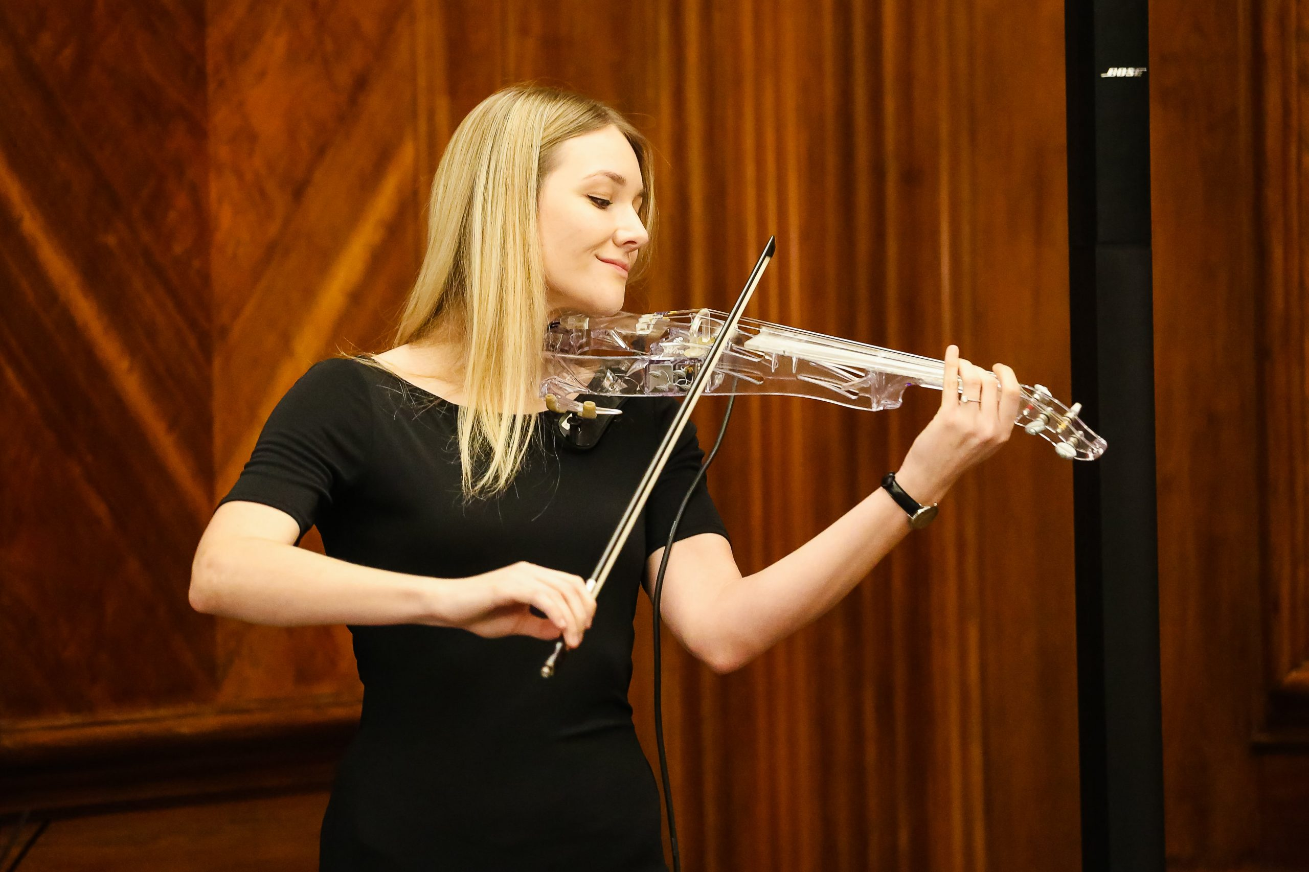 Sally Violin Electric Violinist