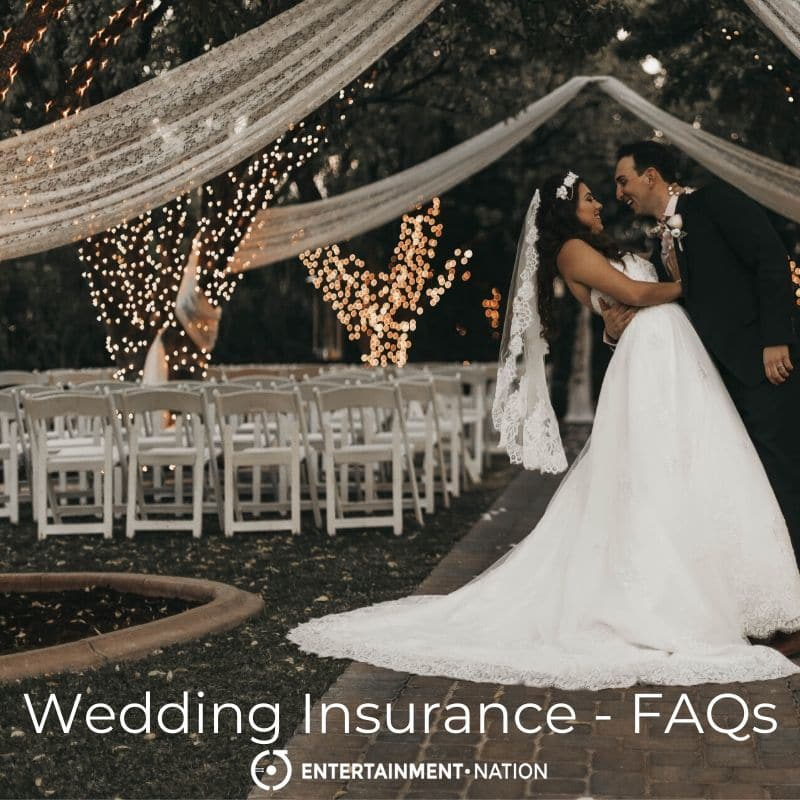 Wedding Insurance FAQs