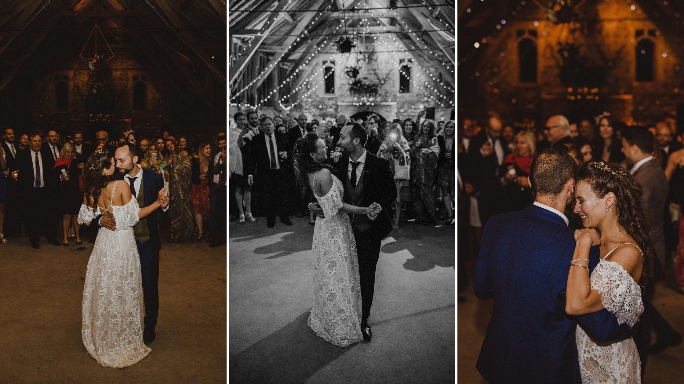 Tasha and Tom First Dance Shots