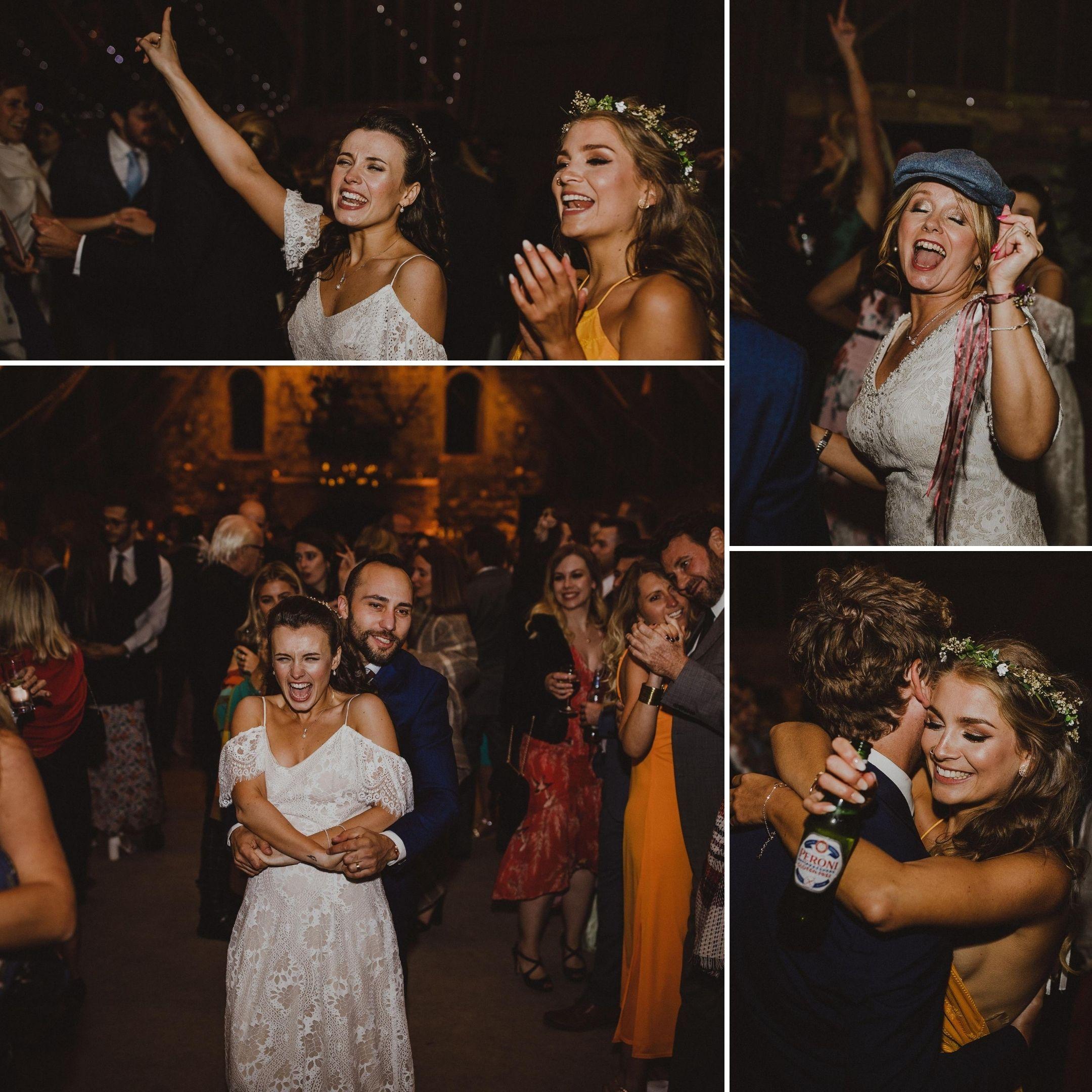 Tasha and Tom Wedding Reception