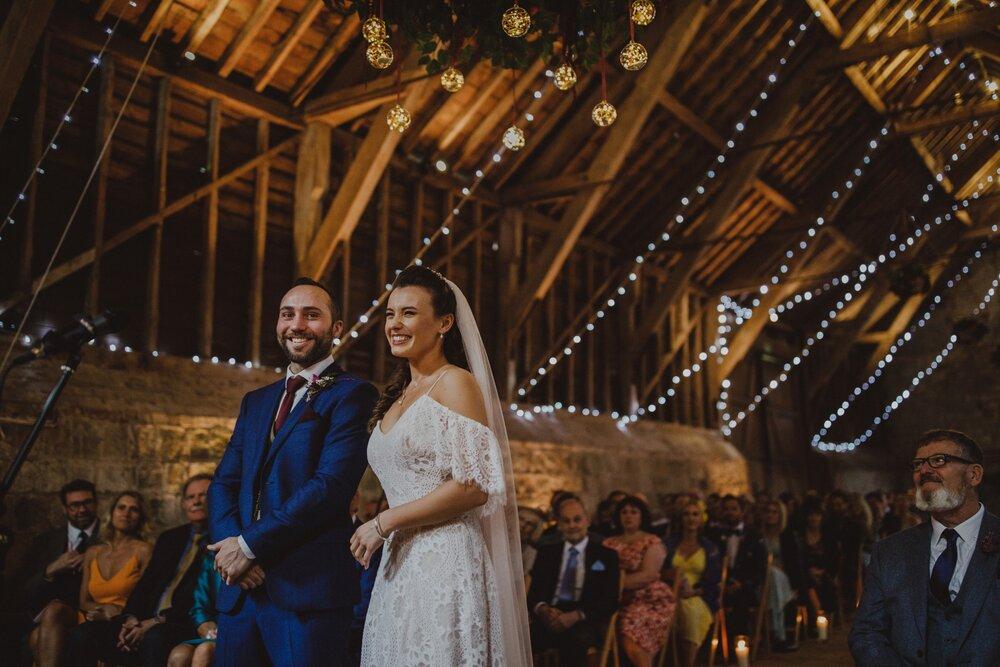Tasha and Tom's Wiltshire Wedding