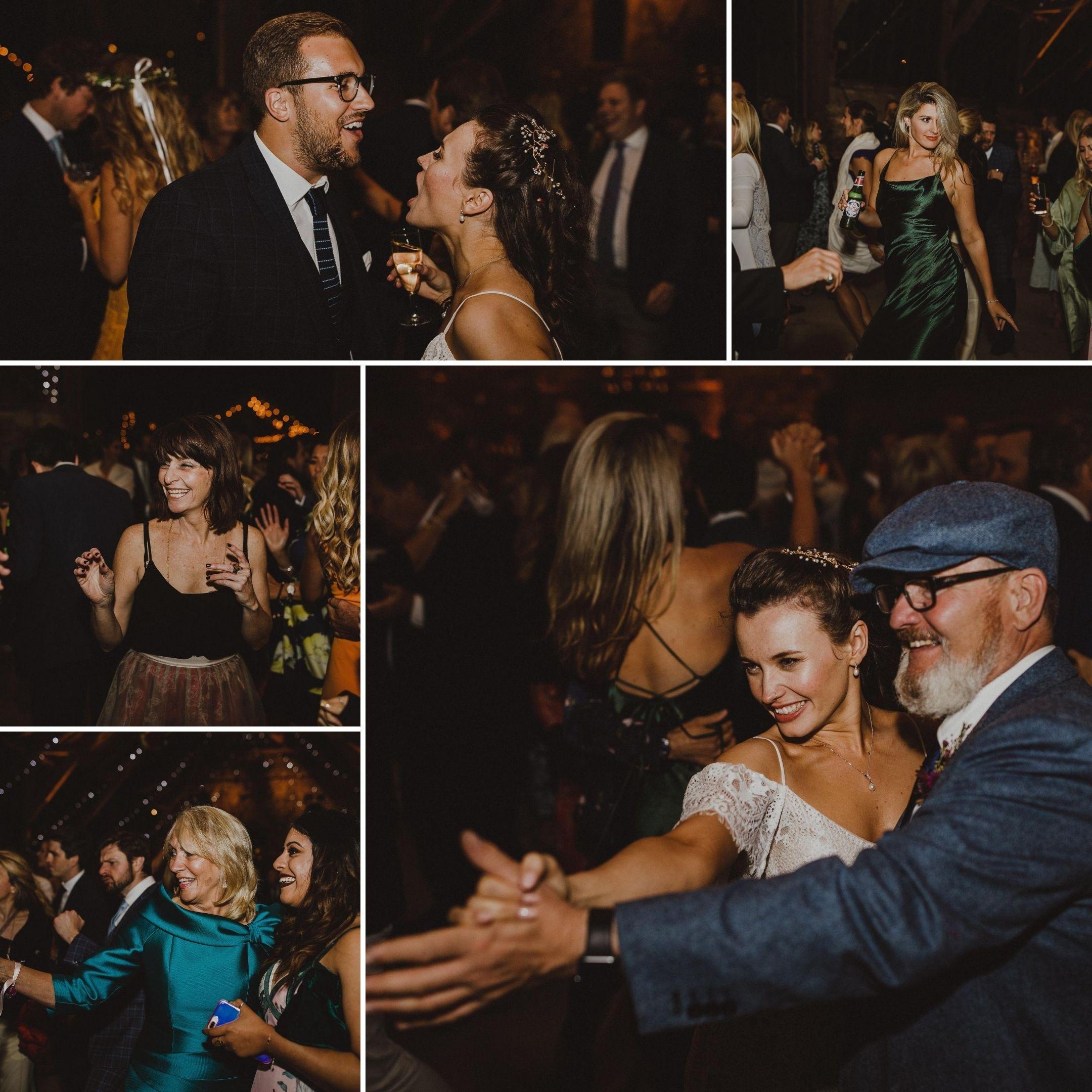 Wedding Dance Floor Tasha and Tom