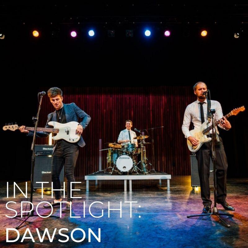 Dawson In The Spotlight