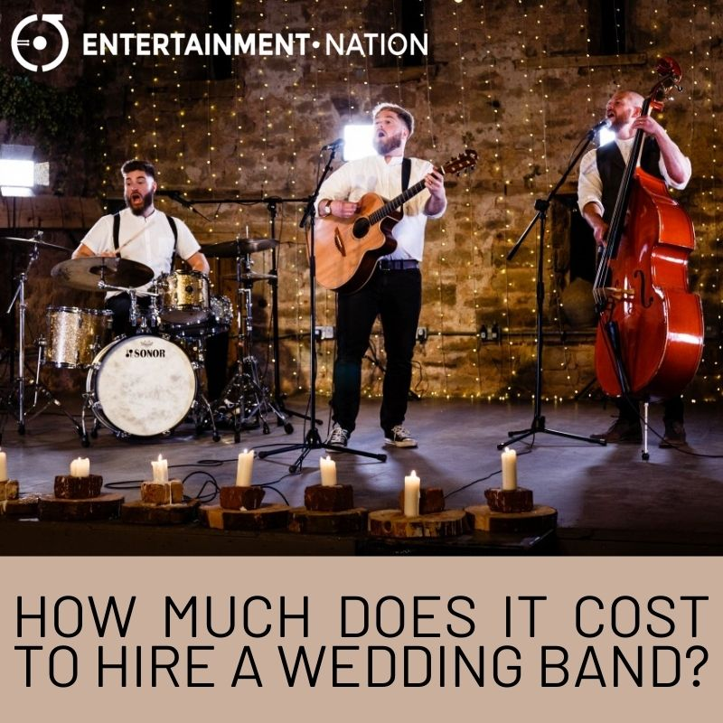 How Much?! Wedding Band Costs Explained